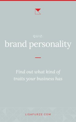Define the traits of your business with this brand personality quiz. Knowing your brand personality will enable you to better strategise your branding and marketing, and connect with your target demographic.