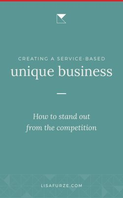 Here's how to select a USP (unique selling proposition) for your service-based business that will catch the attention of your ideal clients.