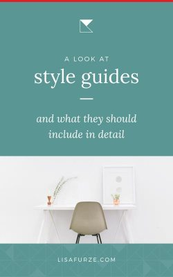 With consistency in branding being so important, style guides are incredibly useful. Here's what style guides should include.