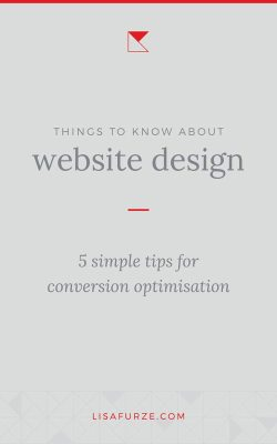 What you need to know to optimise your pages and create a high converting website for your business.