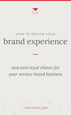 The brand experience of your service-based business is a crucial part of growing a loyal client-base and developing your brand in general. Learn more in this post.
