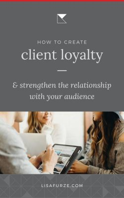 Long-lasting client relationships are the key to a sustainable, profitable business. Here's why branding plays such a pivotal role in creating long-term loyalty and establishing strong connections.