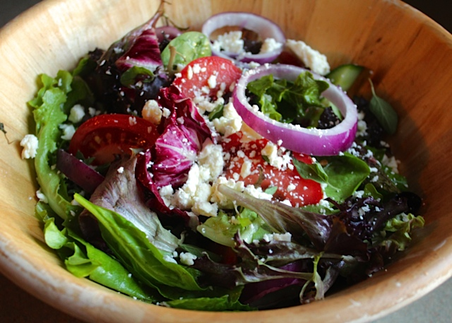 Greek-ish Salad