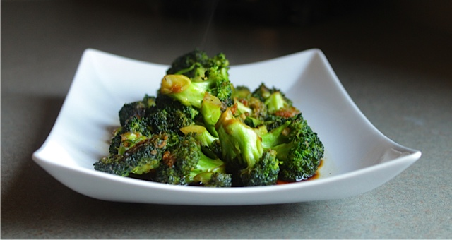 Asian Style Broccoli