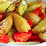 Roasted Winter Vegetables
