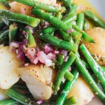 French Green Bean and Potato Salad