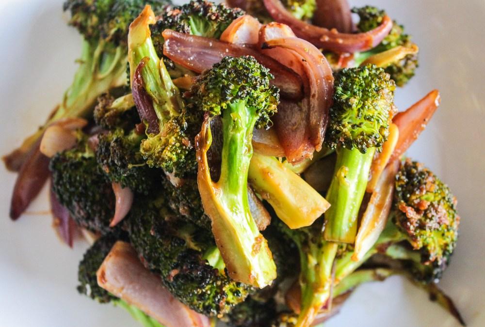 Roasted Vegetable Teriyaki