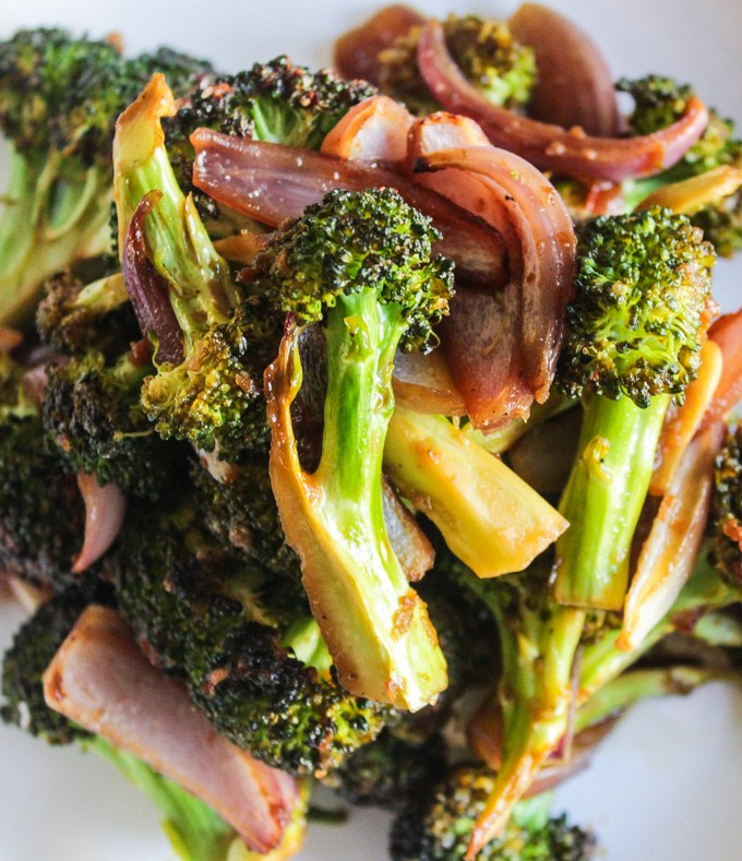 Roasted Vegetable Teriyaki