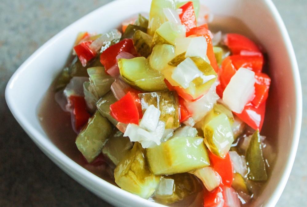 Pickle – Pepper Relish