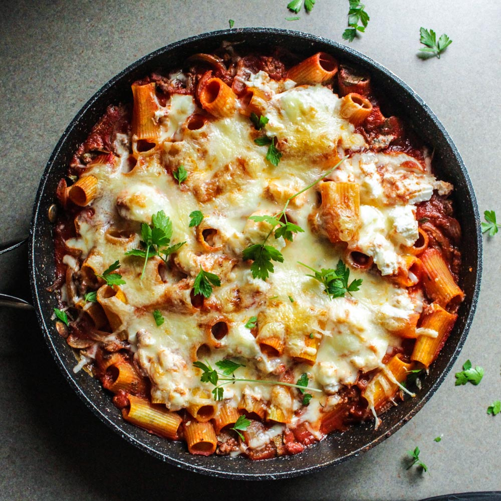 How To Make Beef Baked Ziti