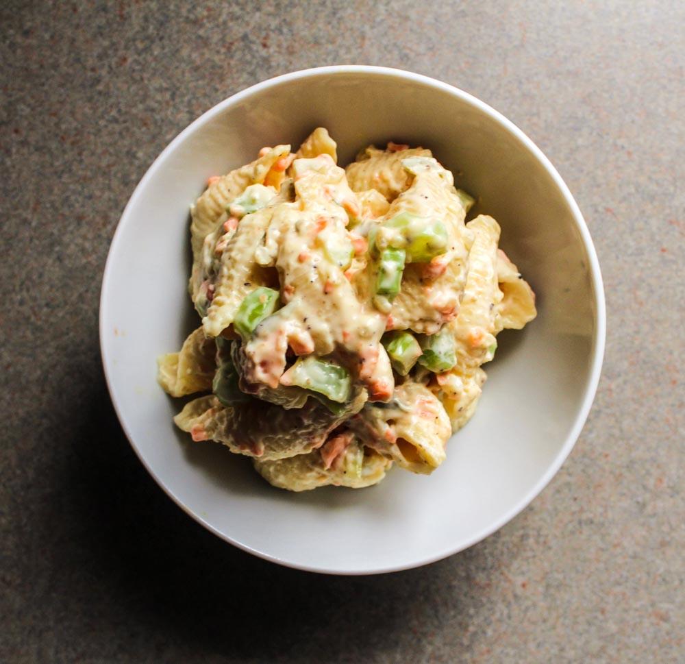 fast food pasta salad