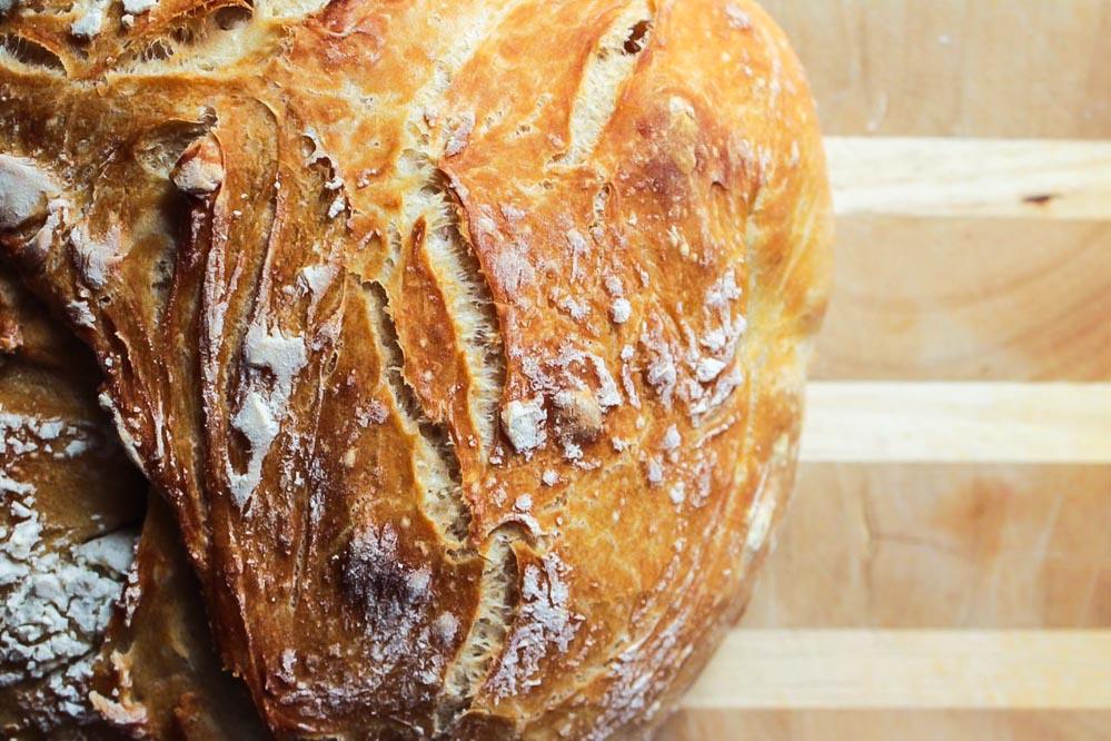 no bread maker necessary easy home made bread