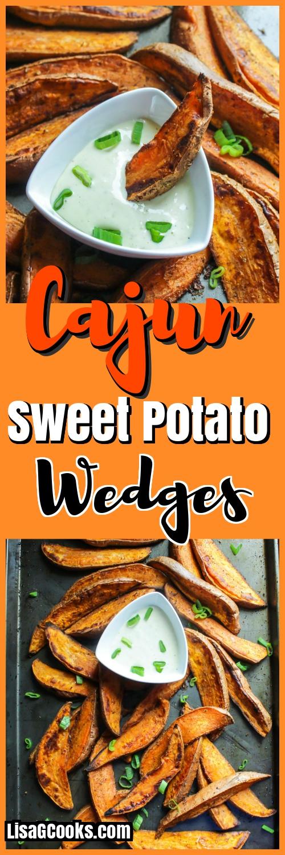 Spicy SweetPotato Wedges