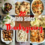 Healthy Potato Side Dishes