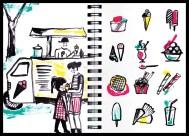 Lisa sketchbook 31