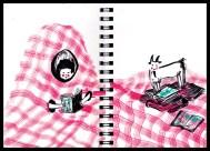 Lisa sketchbook 44