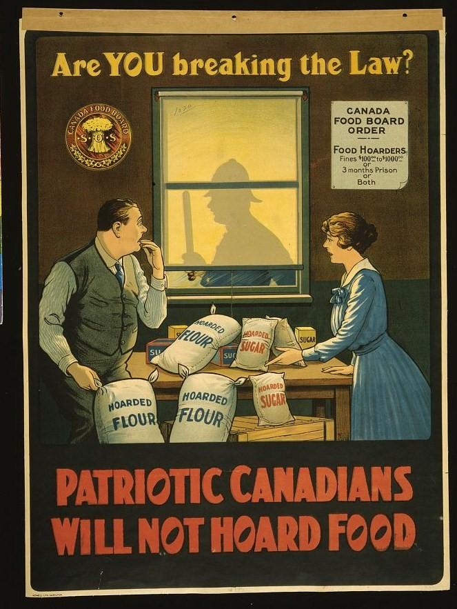 Patriotic Canadians
