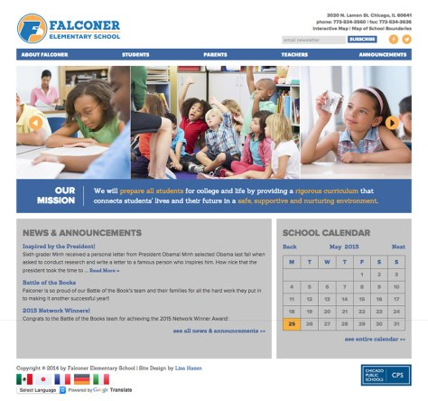 Falconer Elementary School