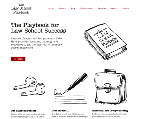 Law School Playbook