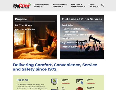 McCraw Oil and Propane