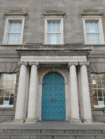 The doors of Dublin - Hugh Lane Gallery exterior