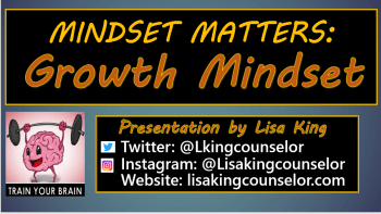 Permalink to: Growth Mindset / SEL Training