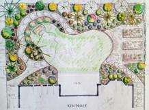 Xeriscape,design austin,lisa LaPaso, Lisa's landscape, design