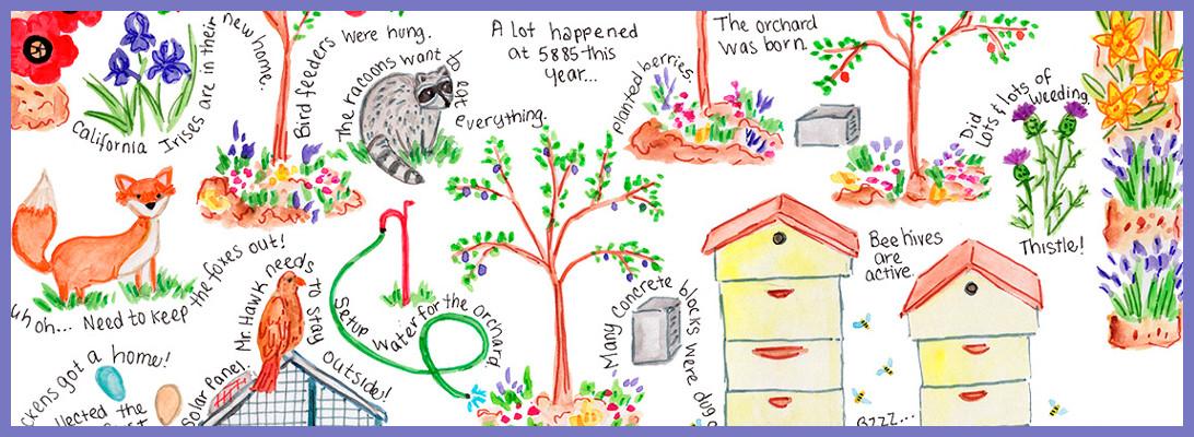 A Garden Journal