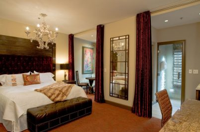 Guest room Bohemian Savannah