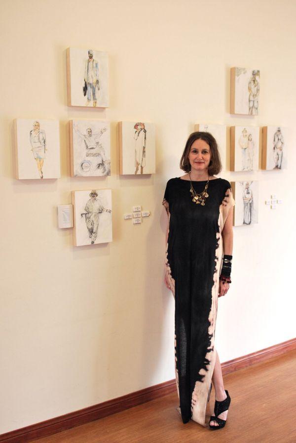 Exhibition March 16 2012 Lisa Lesniak