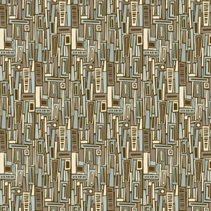 Winter Wonder Bark Matrix Pattern