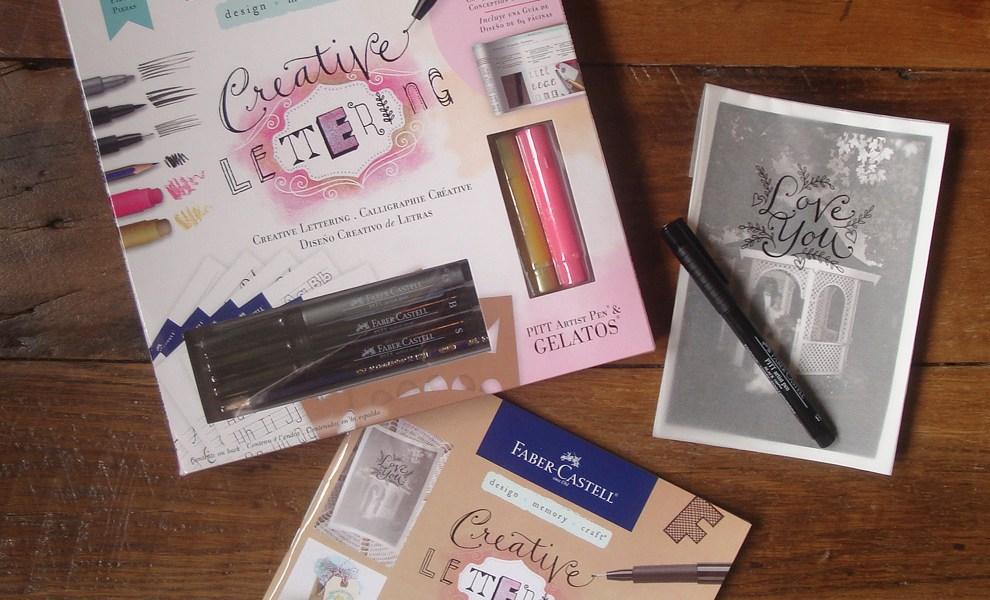 Faber-Castell Creative Lettering Kit