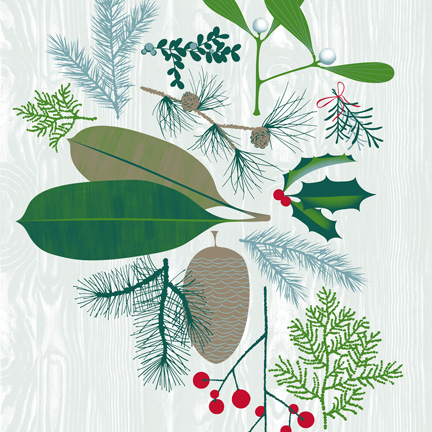 MODbotanicals Winter Greenery