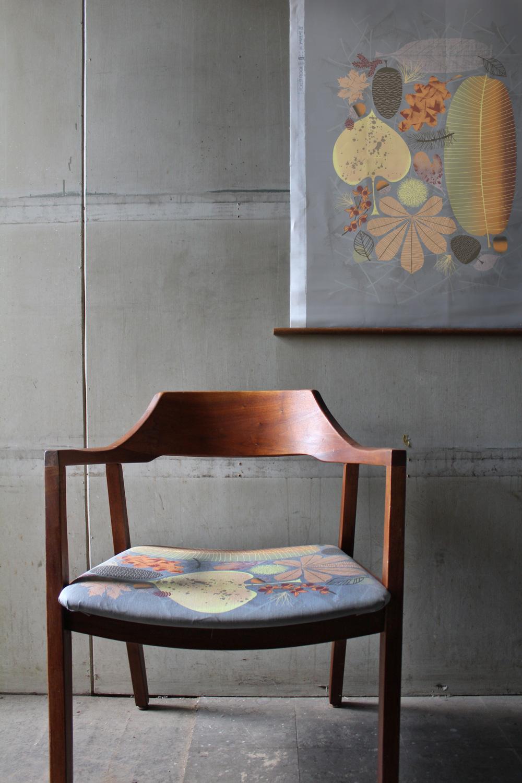 Lisa Lounge MODbotanicals Forest Floor Upholstery Panel