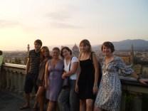 Fun with Friends - Piazzale Michelangelo