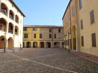 Piazza Padella in Rubiera