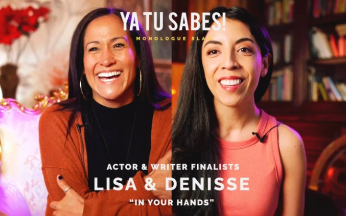 NBC presents Lisa Marie as Ya Tu Sabes Monologue Contest Finalist