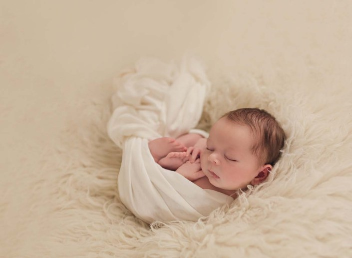 Newborn Baby Photoshoot - Sunderland North