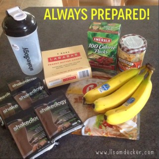 Healthy Meal Planning for a Trip