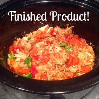 Salsa  Chicken, Clean Eating