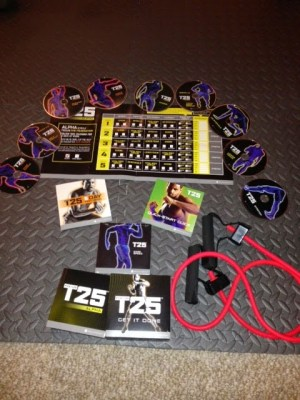 Focus T25, Health and Fitness Accountability Groups