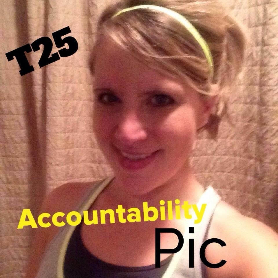T25 and 21 Day Fix Week 1