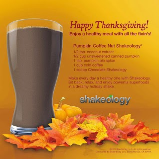Healthy Thanksgiving Tips, Holiday Survival Tips, Healthy Holiday Recipes, Shakeology