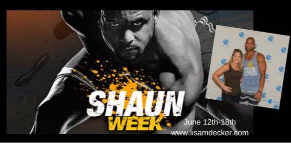 Shaun T Week is coming on Beachbody on Demand