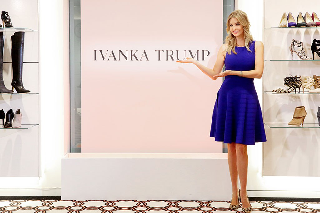 Image result for Images of Ivanka Trump brand