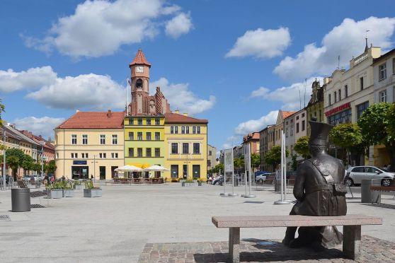 Rynek w Brodnicy