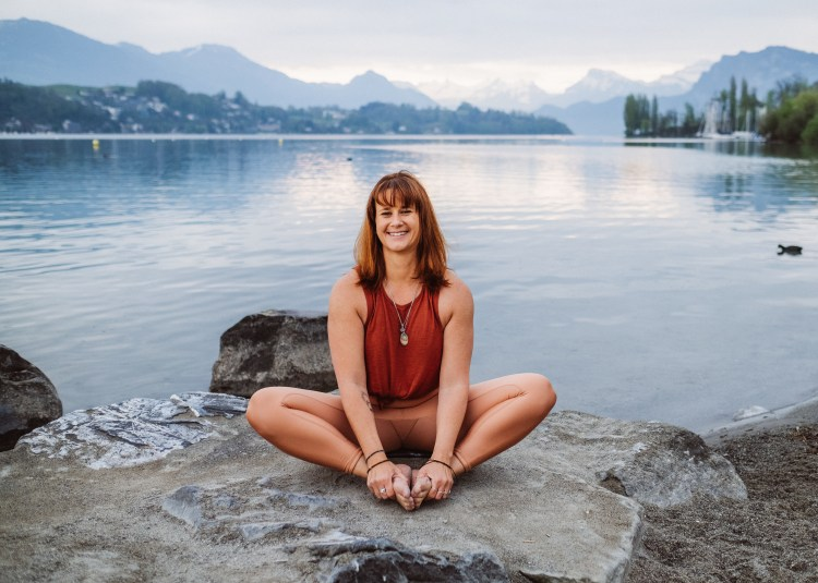 Doris Alvarez Yogalehrerin J! Yoga Festival Zürich