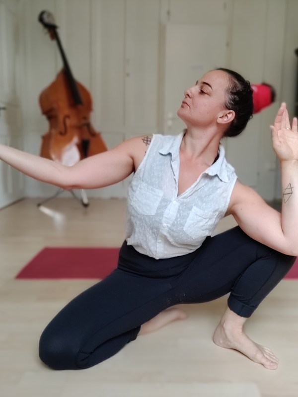 Andrea Vannini Yoga Facilitator JA! Yoga Festival Zürich 2021