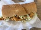 Before: Lunchbox poboy