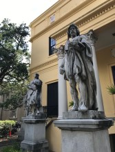 Savannah statues